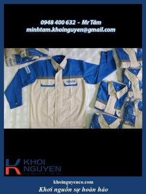 Đồng phục công ty - đồng phục công nhân giá rẻ