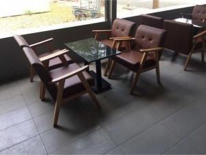 bộ sofa gỗ cao cấp