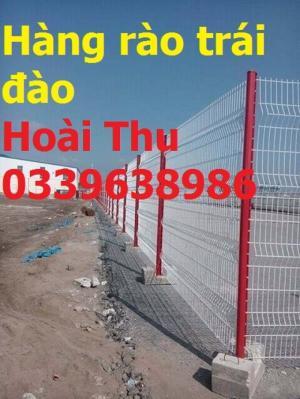Lưới thép mạ kẽm, hàng rào mạ kẽm, lưới sơn tĩnh điện