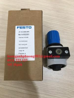 Regulator Festo MS6-LFR-1/2-D7-C-R-V-AS