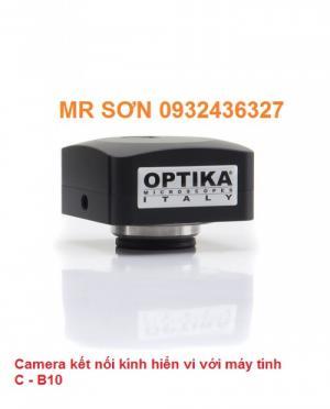 Camera kết nối kính hiển vi với máy tính C-B10