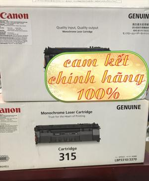 hộp mực in chính hãng canon 315