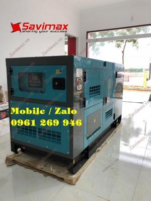 Máy phát điện diesel Bamboo BMB 40Euro công suất 40kw
