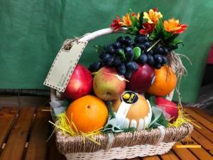 Giỏ trái cây tại TPHCM - FSNK63
