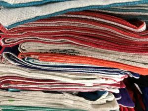 Áo Gối. Vỏ Gối Tựa Lưng Vải Canvas. Size...
