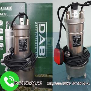 Máy Bơm chìm thoát nước thải FEKA VS 750 M-A công suất 1 HP  DAB