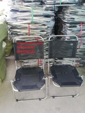 Ghế Câu Cá Giá Rẻ - Xưởng Ghế Xếp Lưới Inox Giá Sỉ