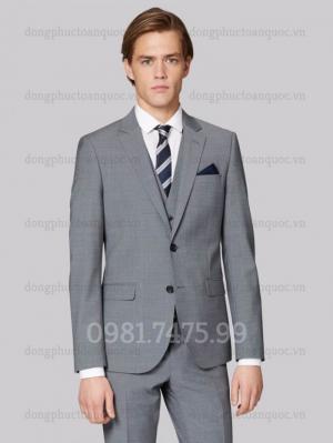 Địa chỉ may áo vest nam chuyên nghiệp, cho chàng thêm chuẩn men