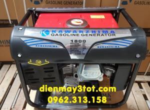 Máy phát điện chạy xăng 1kw cách âm chuyên cho hộ gia đình ít người đảm bảo dùng là thích
