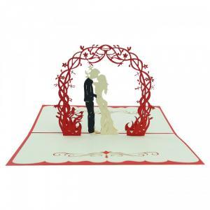 Thiệp cưới 3D độc đáo