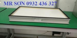 Cung cấp bộ lọc HEPA cho tủ cấy và hệ thống phòng sạch