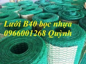 Lưới hàng rào B40 giá rẻ,lưới hàng rào B40 uy tín