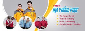 Xưởng công ty may áo đồng phục giá rẻ tại TPHCM