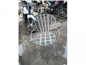 Ghế sắt sơn tĩnh điện cafe giá rẻ