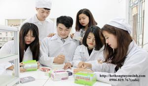 Tuyển sinh Dược sĩ Trung cấp năm 2019