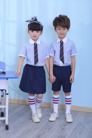 Nhận may đồng phục học sinh Tiểu học theo size, form vừa vặn, chuẩn mẫu