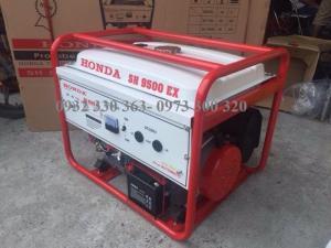 Máy phát điện chạy xăng 8,5KVA chính hãng HONDA SH9500EX