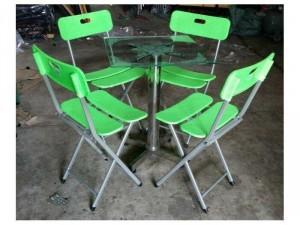 Bộ bàn ghế cafe giá rẻ Nguyễn Hoàng