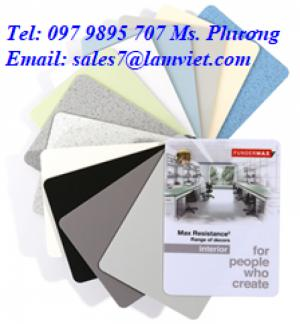 Tấm mặt bàn phenolic kháng hóa chất Trespa - Hà Lan (có sẵn)