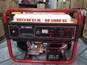 máy phát điện chạy xăng honda sh11000ex - máy phát điện gia đình giá rẻ