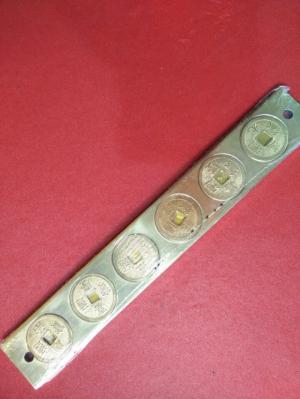 Thước lục đế-linh vật phong thủy bằng đồng nguyên chất