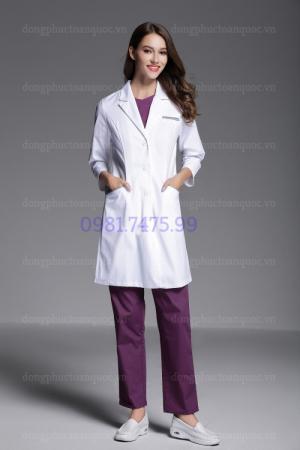 May đồng phục bác sĩ giá sỉ ở đâu rẻ và chất lượng tốt nhất?