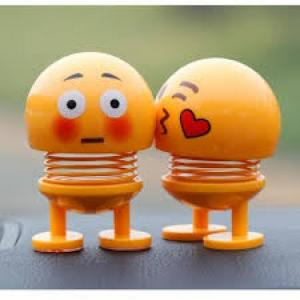 Mặt cười lò xo Emoji  giảm stress