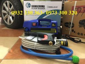 Máy rửa xe gia đình áp lực cao kawazhima giá rẻ nhất Hà Nội