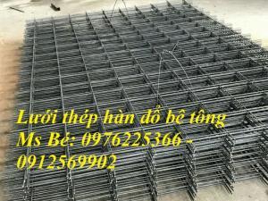 Chuyên cung cấp lưới thép hàn D3, D4, D5...D12