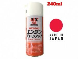 Chai Vệ Sinh Buồng Đốt Nhật Bản Ichinen NX5000 240ml