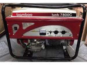 Máy phát điện BAMBOO BMB 7800C chính hãng, uy tín nhất Hà Nội