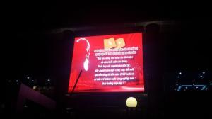 Cho thuê màn hình Led P10