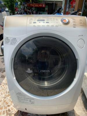 Máy Giặt Nội Địa Toshiba Tw-Q860 Sấy Block Đời 2012