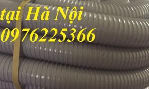 Ống hút bụi gân nhựa D90, D100, D120, D150