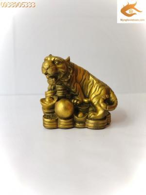 Tượng hổ đồng - vật phẩm phong thủy dành cho người tuổi hổ