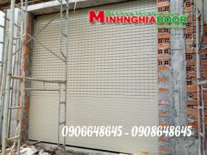 Sửa cửa cuốn quận Tân Phú - Cửa cuốn Sài Gòn Minh Nghĩa