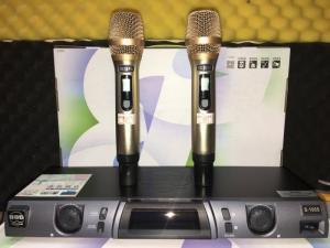 Micro Karaoke BBS 6 Số S-100S Chính Hãng