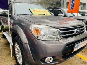 Ford Everest 2.5 limited số tự động