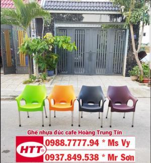 Ghế nhựa cafe cao cấp giá rẻ