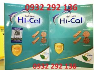 Khuyến mại tích điểm khi mua Avisure Hical từ ngày 13/5