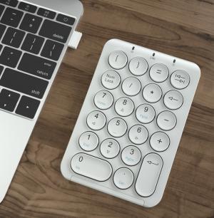 [Chính hãng] Bàn phím số phụ không dây cho Laptop Macbook cao cấp