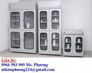 Tủ chứa hóa chất có lọc hấp thu LV-CS 1200 N (Lâm Việt - Việt Nam)