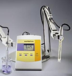 Máy đo độ PH dạng để bản, model PB20 Sartorius