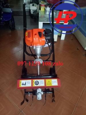 Máy xạc cỏ mini đẩy tay Mitsubishi TB43 - TU43, hàng cực khỏe, giá rẻ