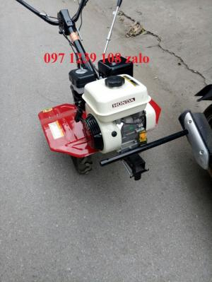 Bộ máy xới đất, cày và làm ruộng nước Honda GX200 giá sốc