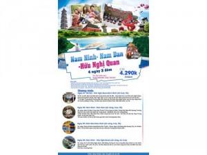 Tour Du lịch Nam Ninh -Trung Quốc