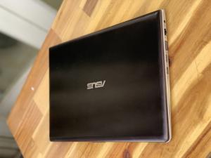 Laptop Asus Vivobook S400CA, i5 3317U 4G SSD32G+500G Cảm ứng đẹp zin 100 Giá rẻ