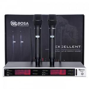 Micro Karaoke Bosa G9000 Chính Hãng 4 Sóng