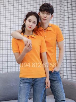Nhận may, in, thêu áo thun đồng phục đẹp, giá rẻ tại Hà Nội