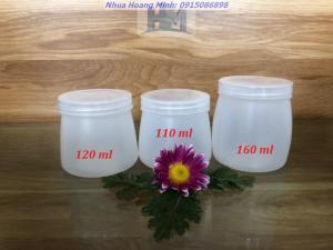 Sản xuất và cung cấp hũ nhựa đựng sữa chua - Chất lượng cao, giá rẻ